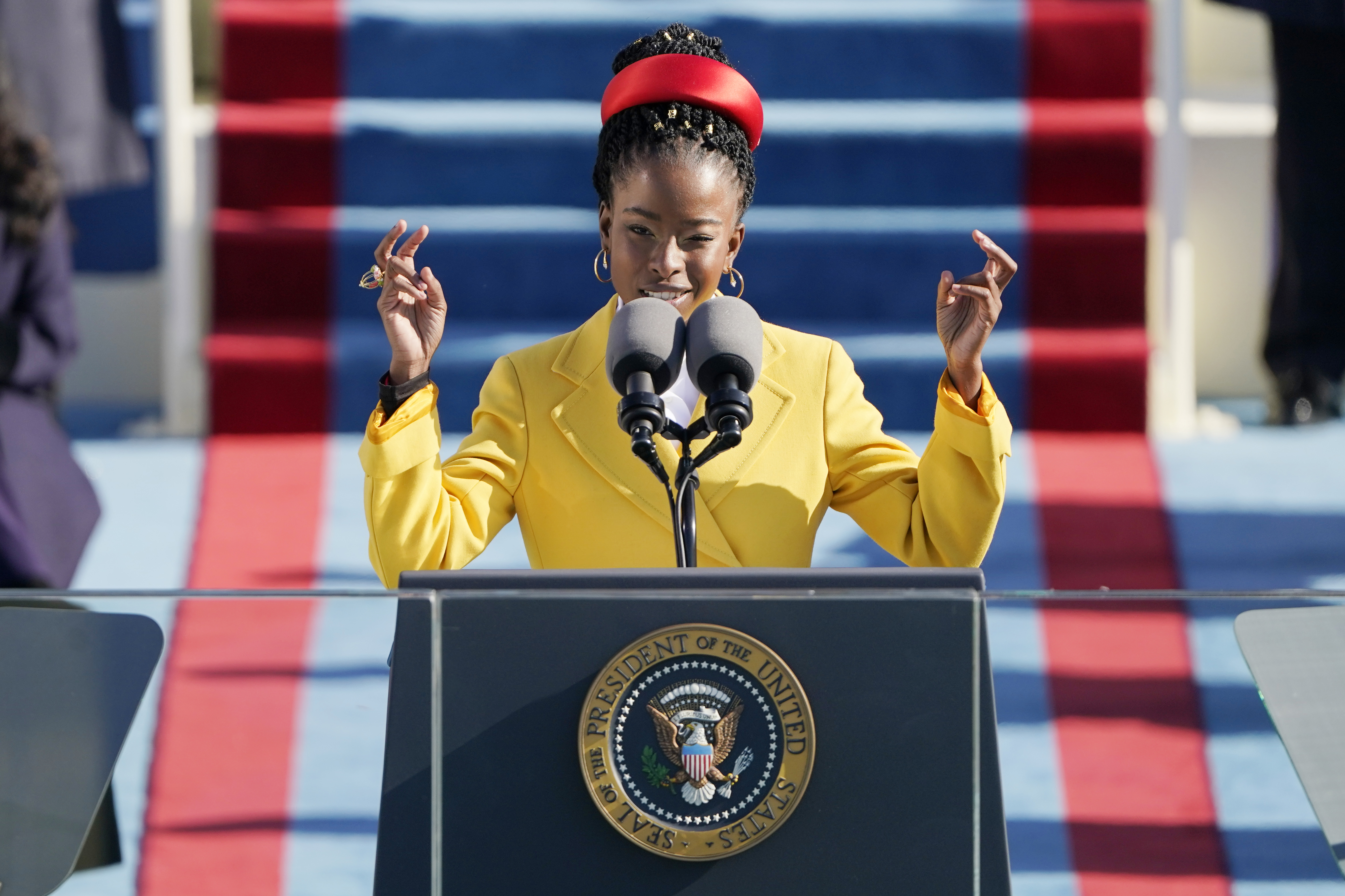 Electrifying Poetry Reading at Biden Inaugural Brings Attention